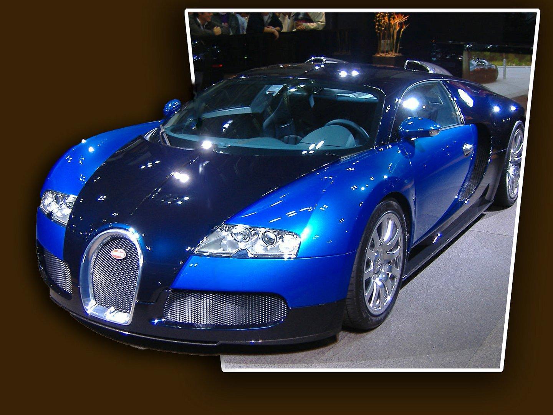 Bugatti~out of bounds
