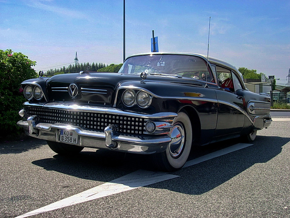 """BUICK """" American Style """""""