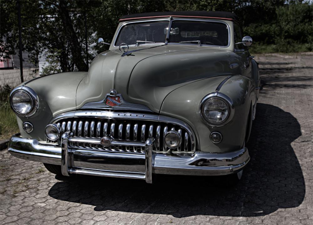 Buick Eight Bj.48