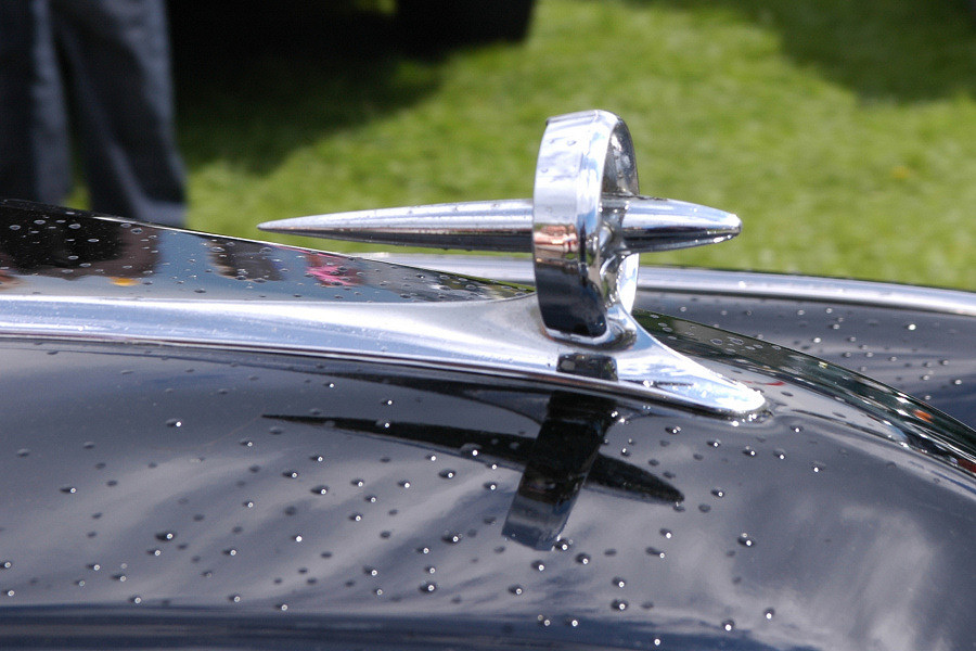 Buick Eight und seine Kühlerfigur