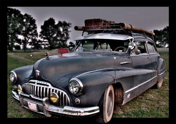 Buick Roadmaster 1946
