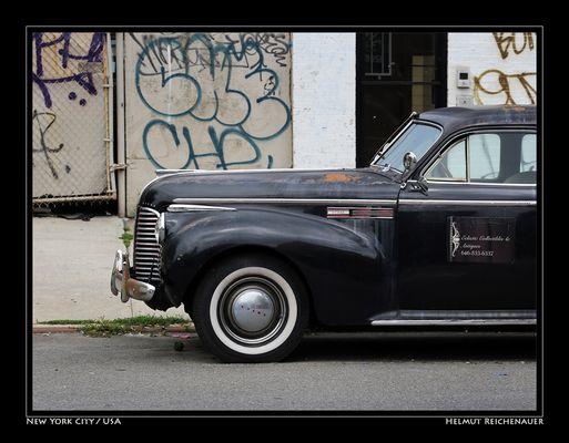 Buick, Williamsburg VI, Brooklyn, New York City / USA