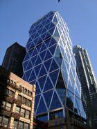 Building construit par Norman Foster sur la 8ème Avenue