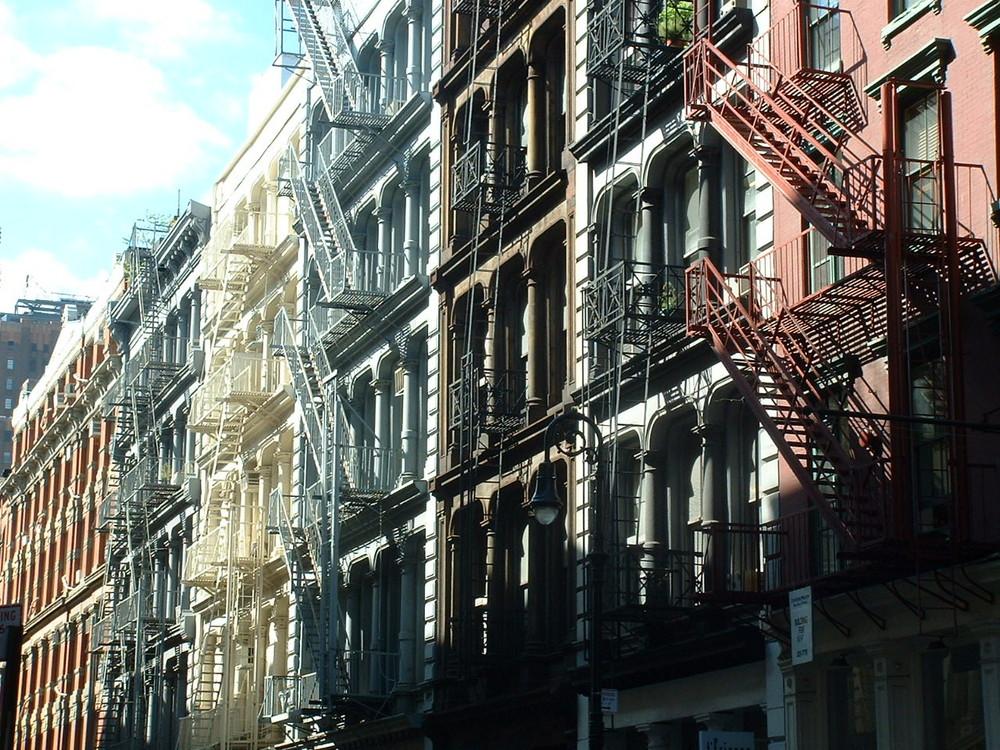 Buildings de NY