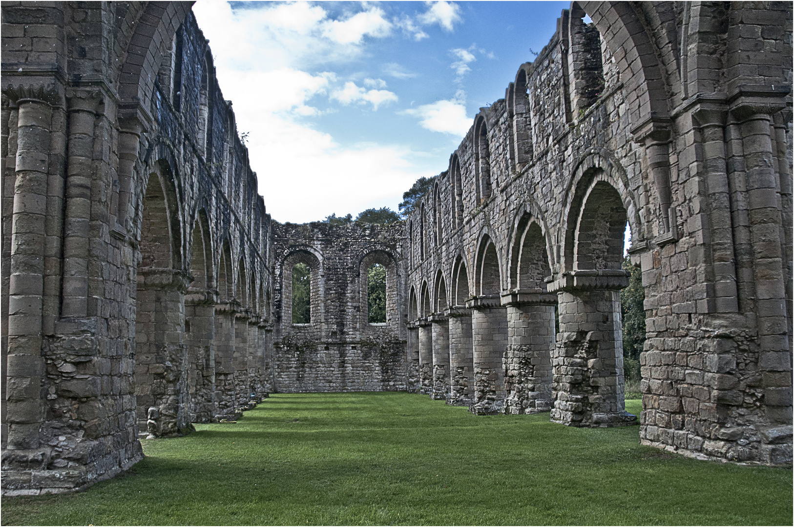 Buildwas Abbey Ruins