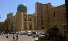 Bukhara...fra passato e presente
