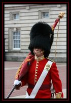 Bukingham Palace - La relève