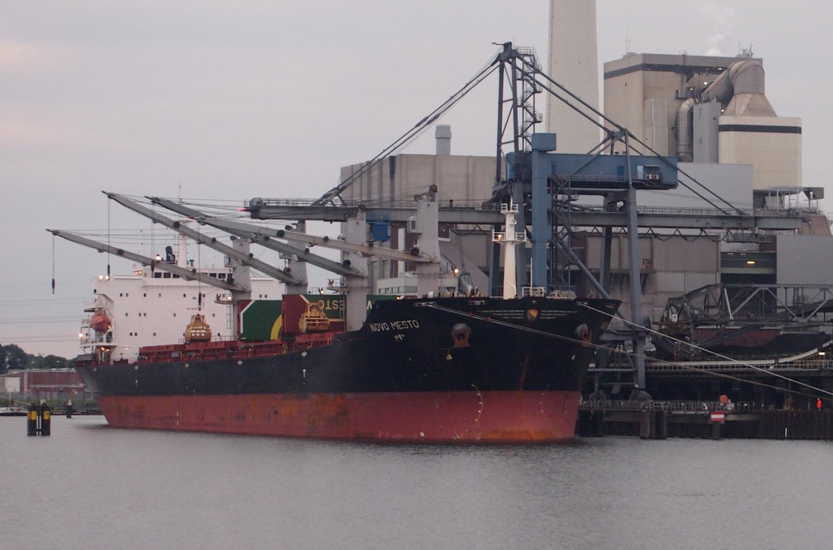 Bulk Carrier Novo Mesto