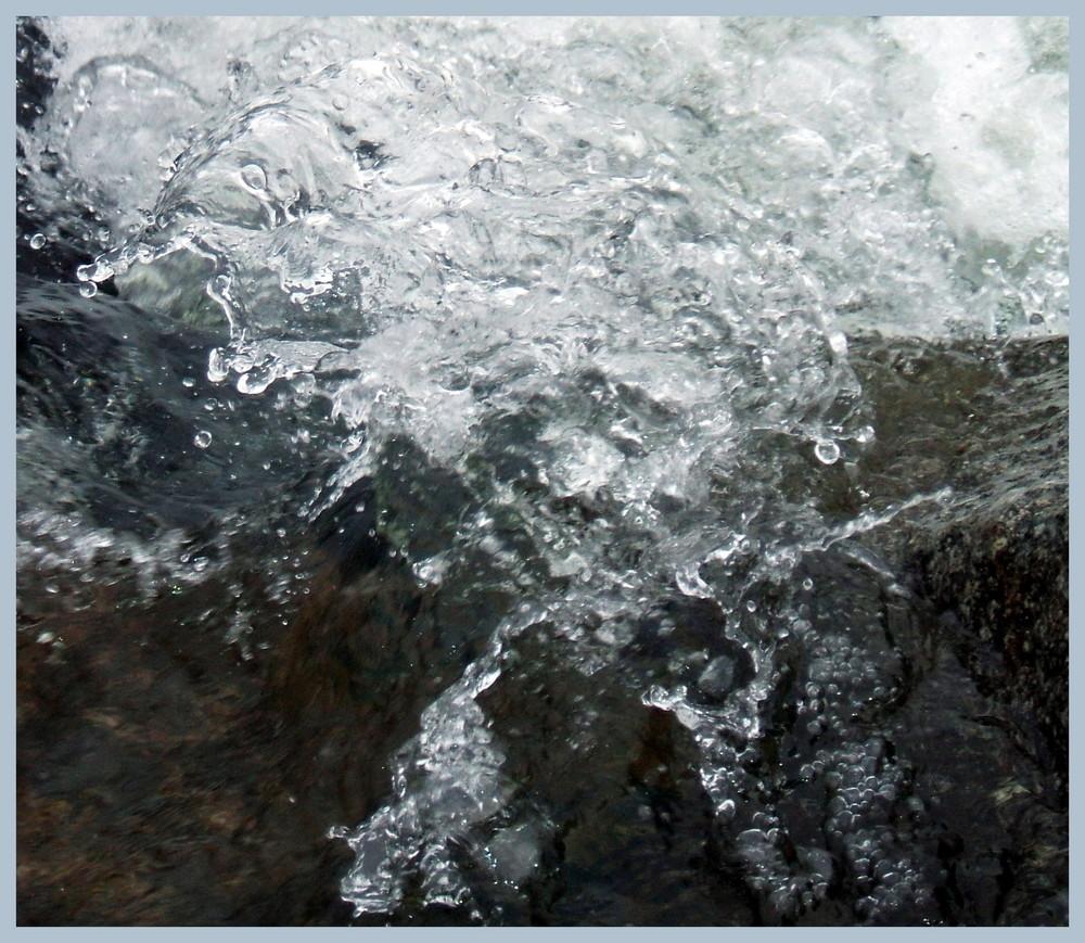 Bulles d'eaux