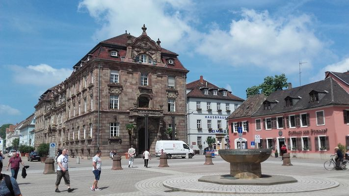 Bummel durch die Domstadt Speyer