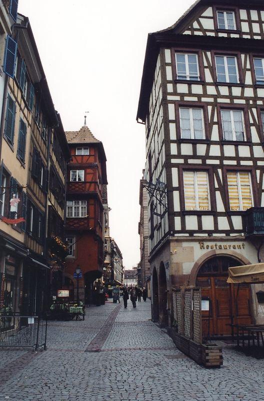 Bummel durch Strasbourg 1
