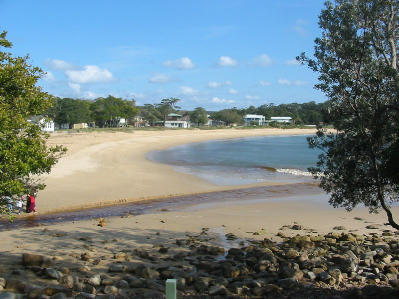 Bundeena Horderns Beach