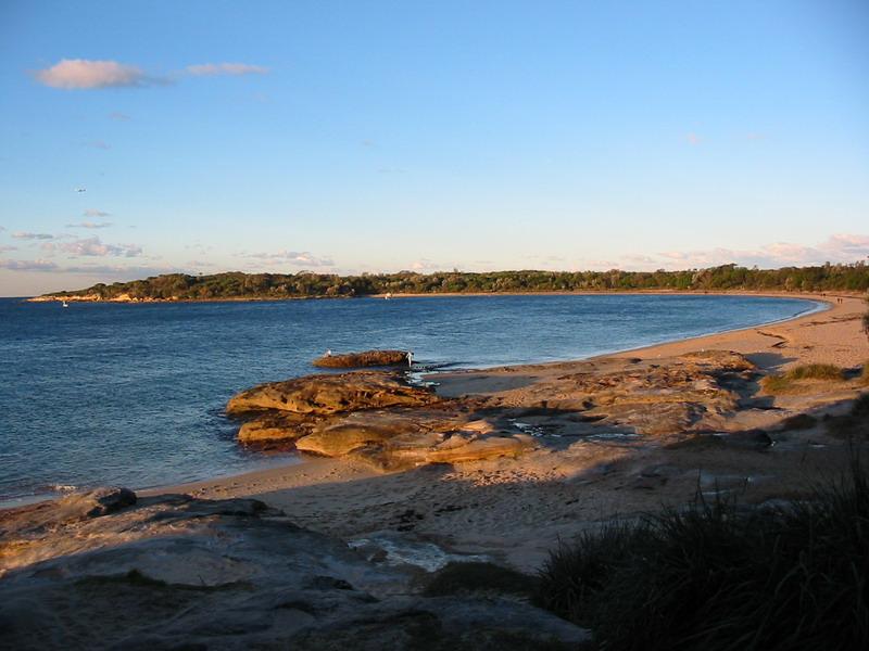 Bundeena Jibbon Beach