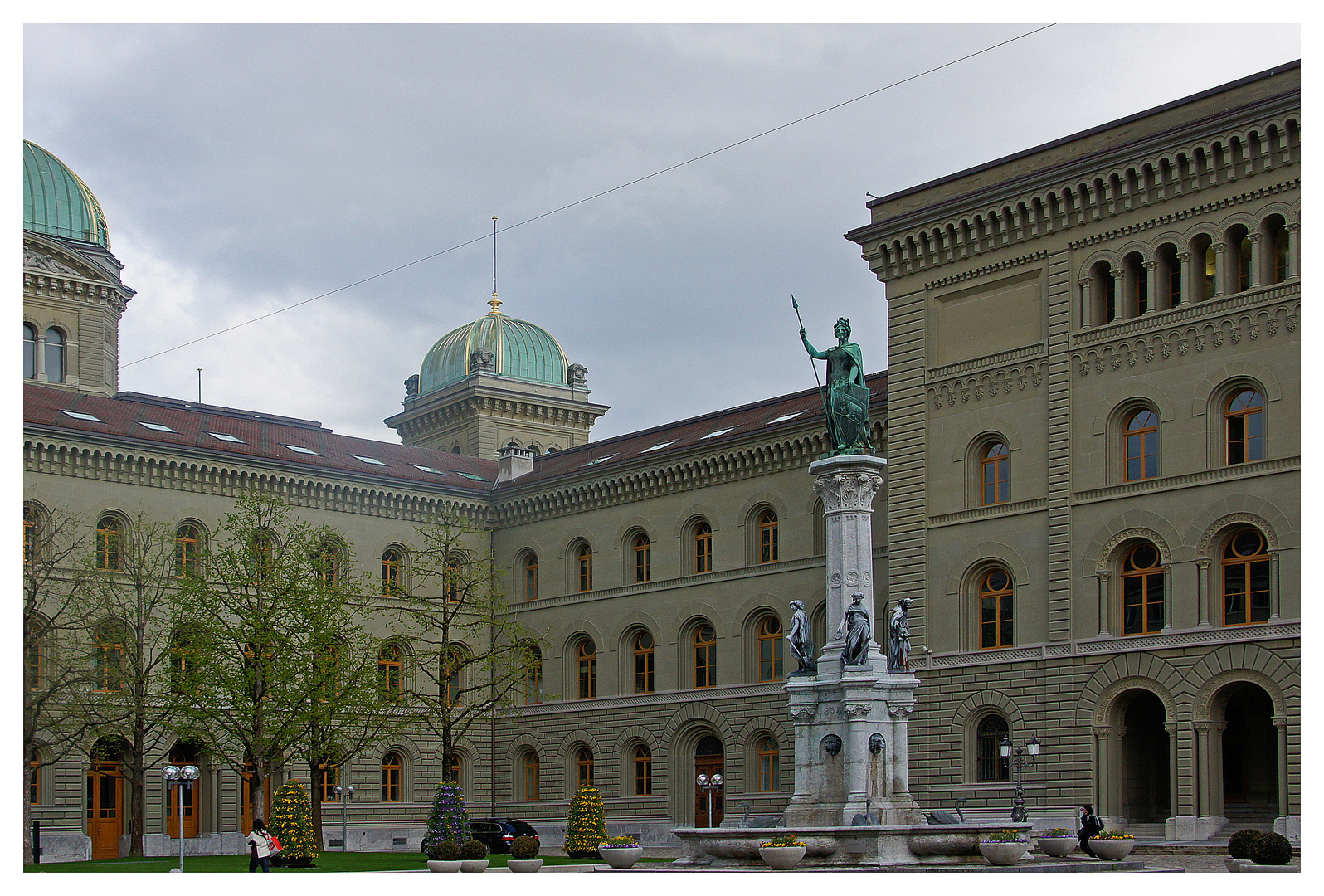 Bundeshaus West