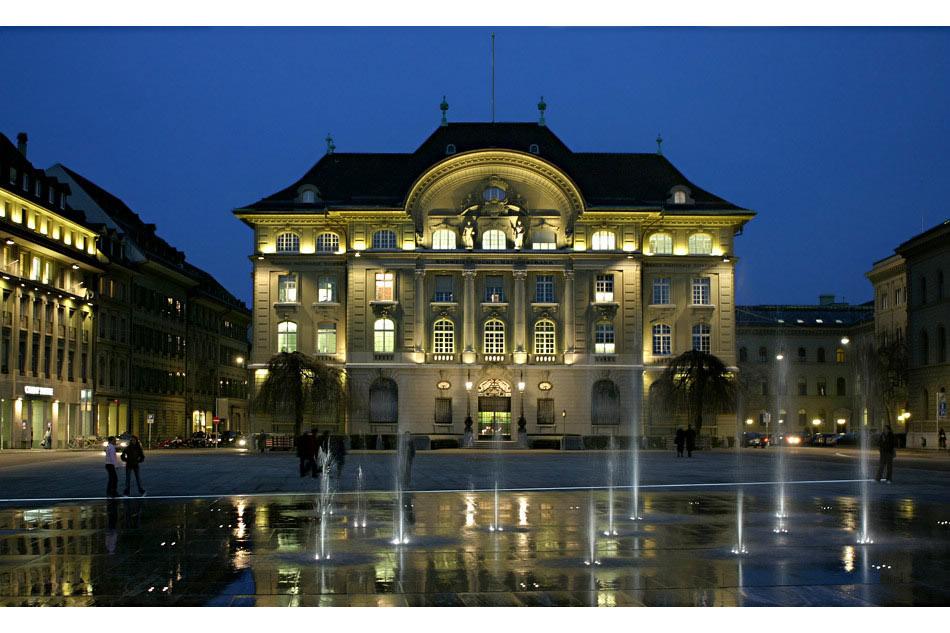 Bundesplatz...