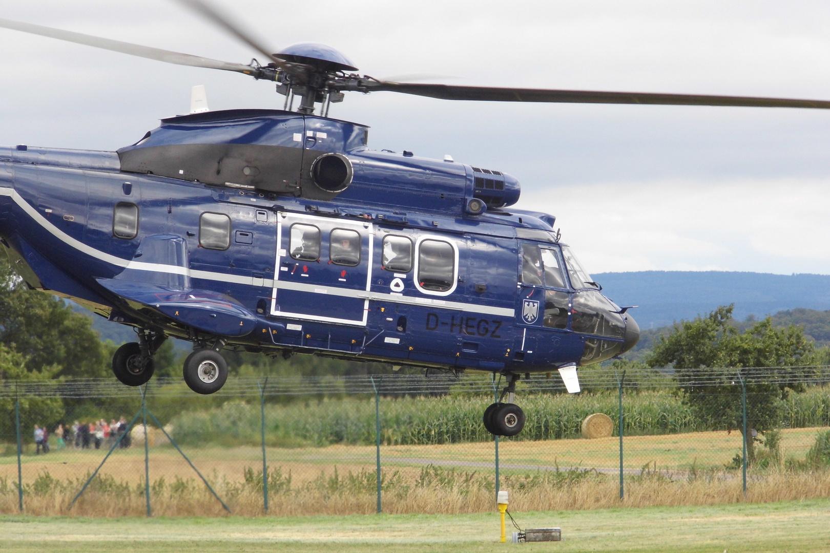 Bundespolizei Fliegerstaffel