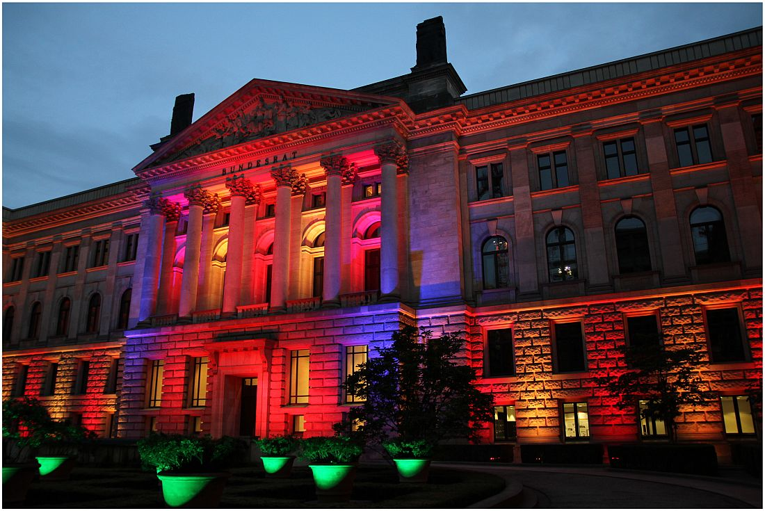 Bundesrat - Festival of Lights 2013