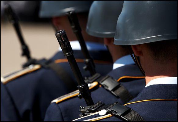 Bundeswehr-Gelöbnis - Büsum Mai 2008 #3