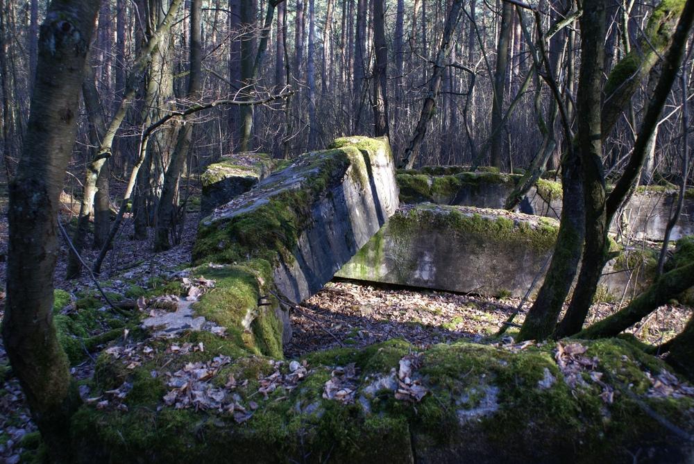 Bunker....