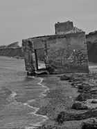 Bunker an der Steilküste in Wustrow
