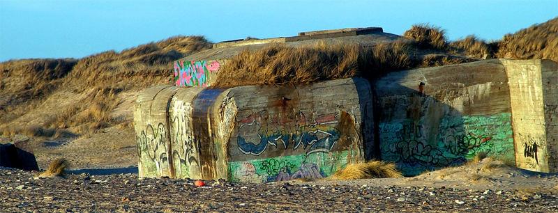 Bunker Beach, Klitmöller