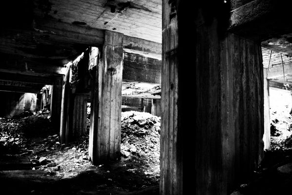 Bunker bei Kassel