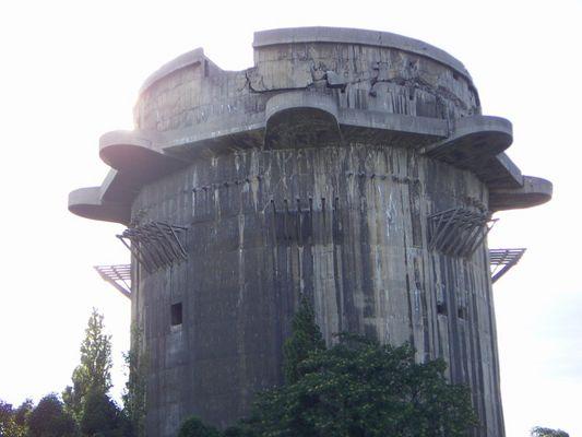 Bunker im Augarten