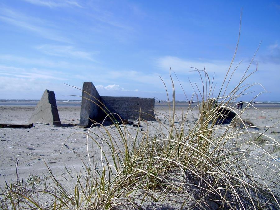 Bunker in Dänemark