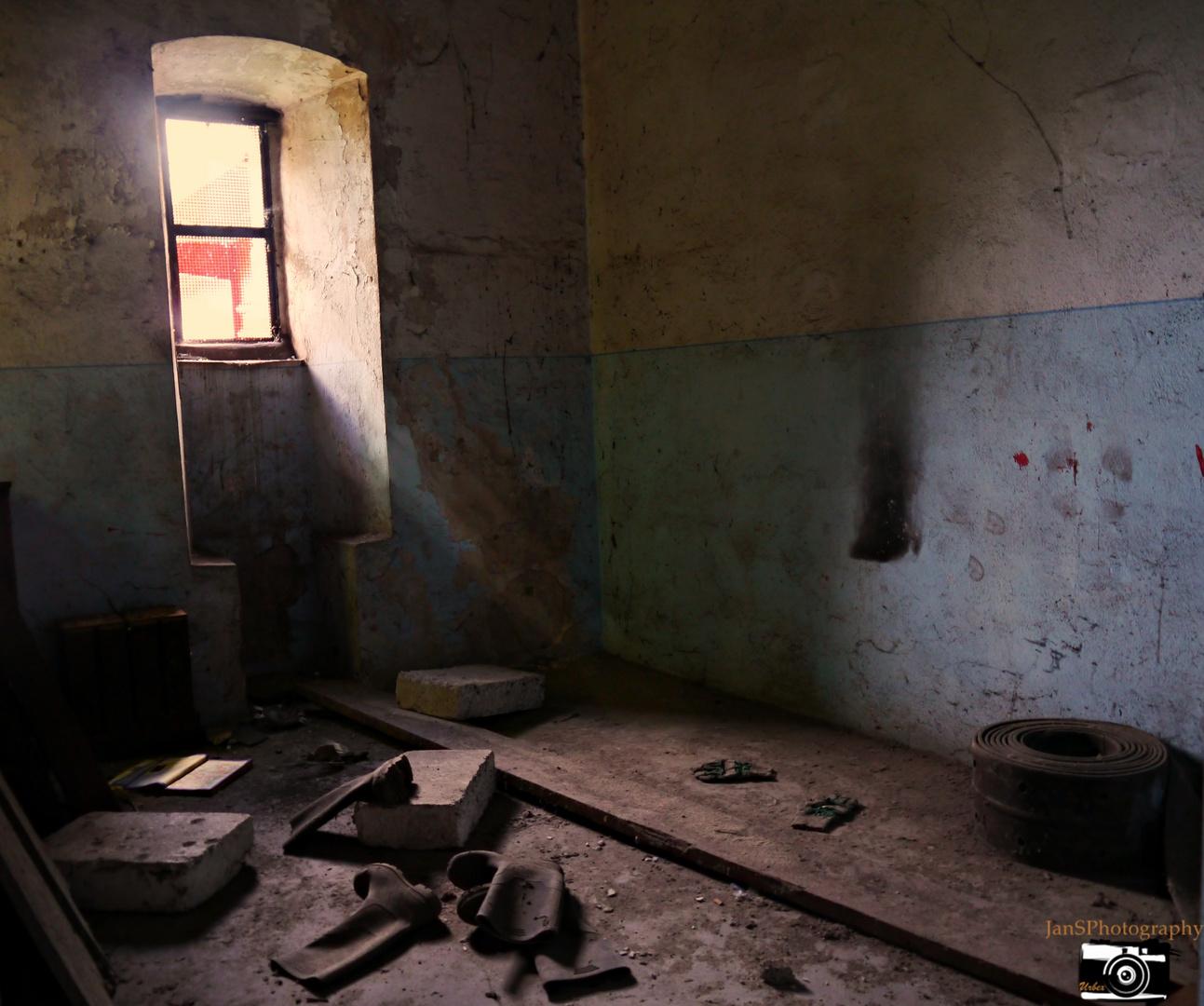 Bunker-Raum