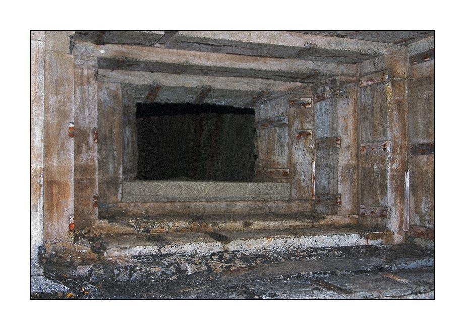 bunker / trichter