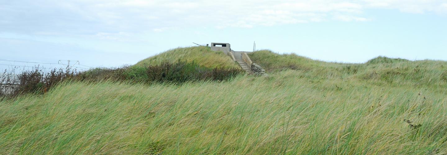 Bunkeranlage Bj. ca. 1911 bei Oostende-Belgien Atlantikwall!!