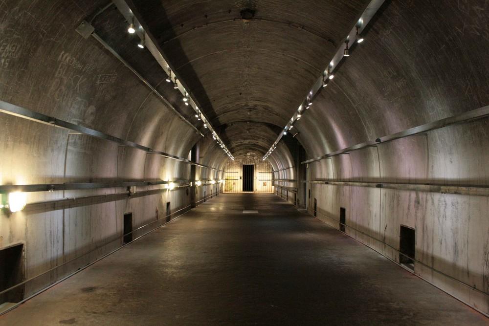 Bunkeranlage im Obersalzberg
