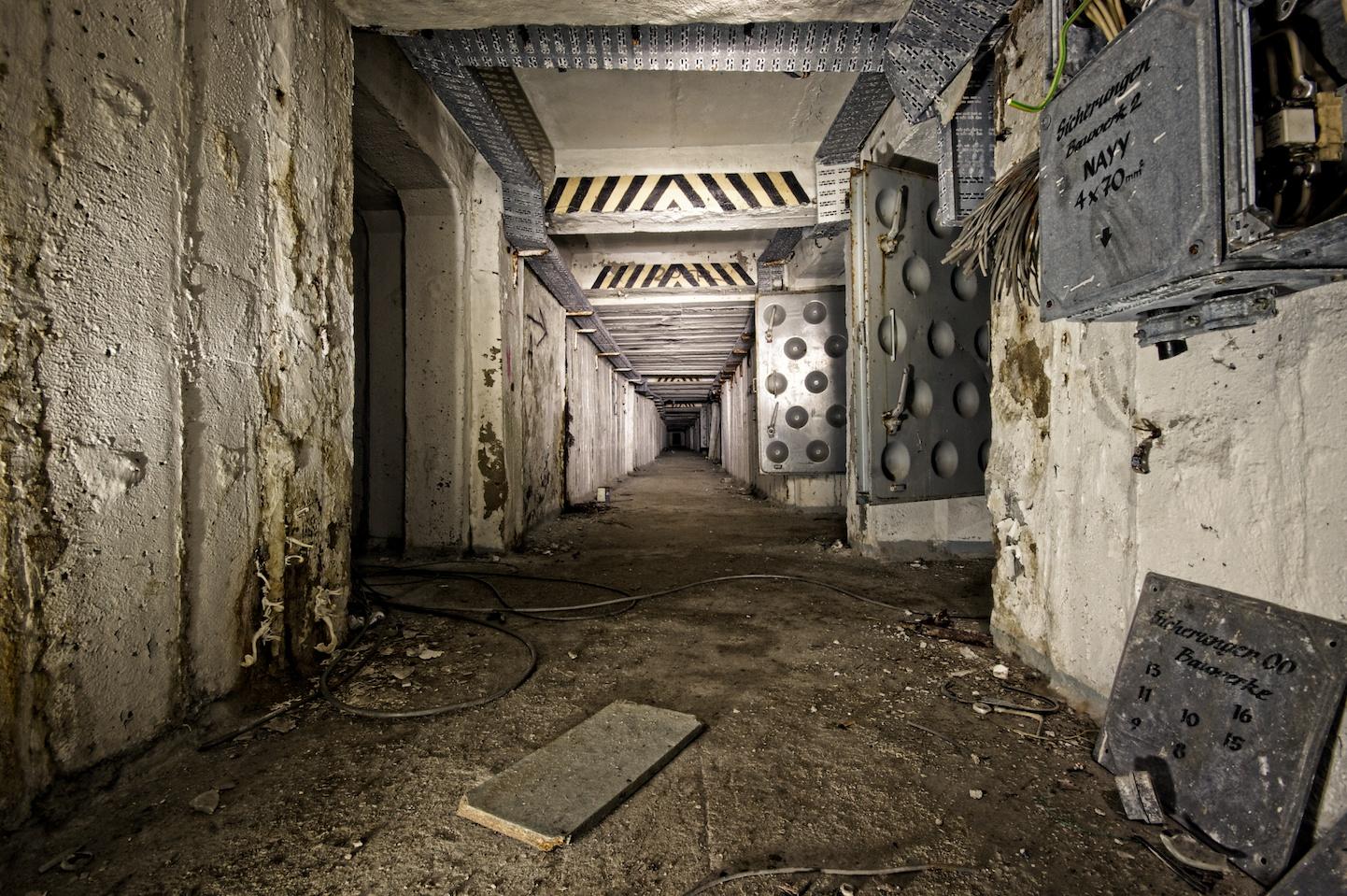 Bunkergang