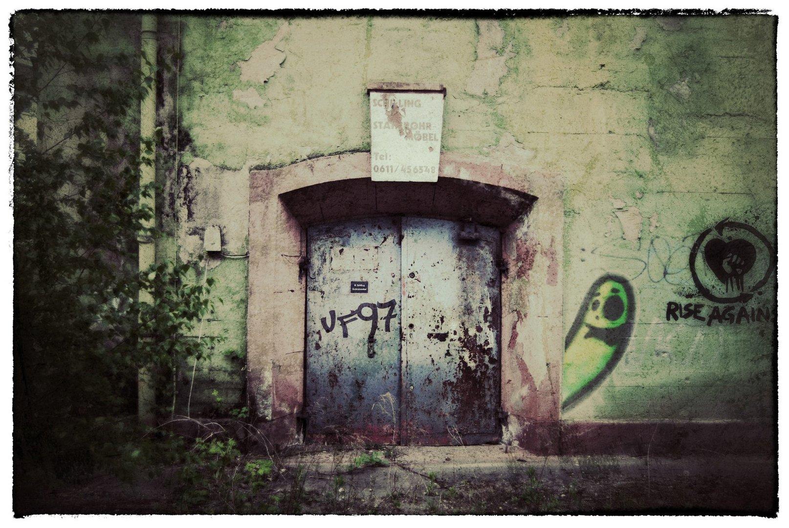 Bunkermentalität