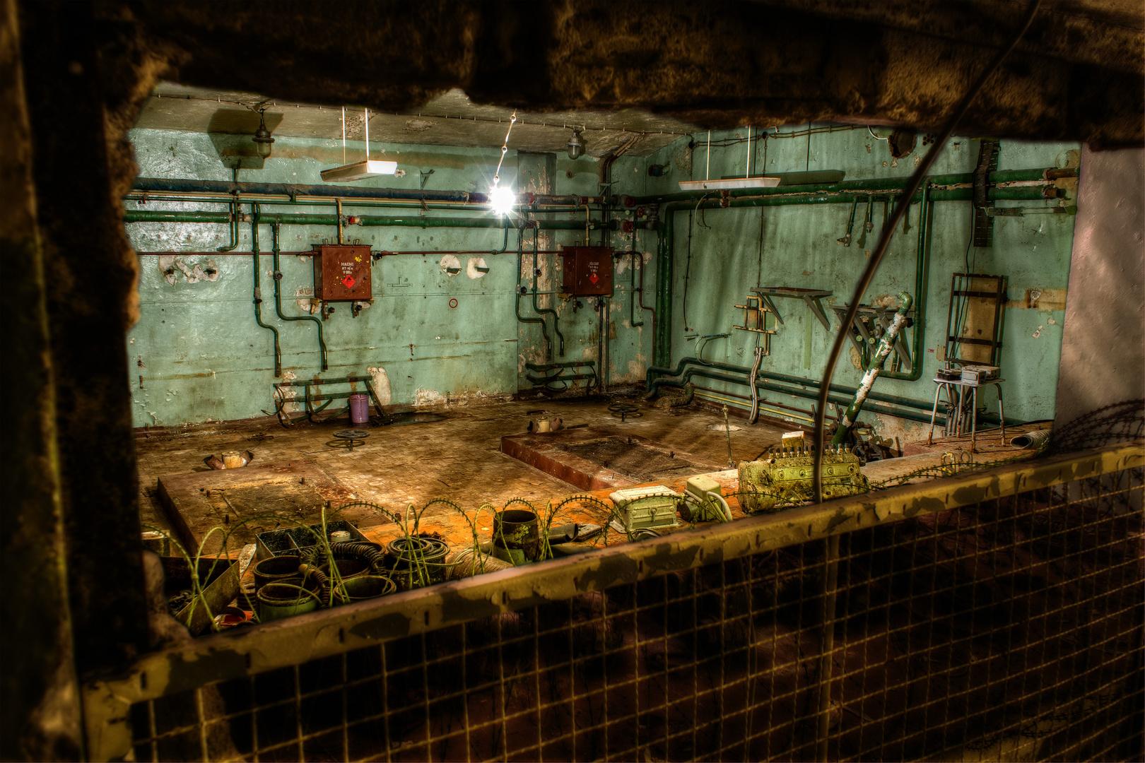 Bunkerwerkstatt