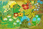 bunte Blumen (2)