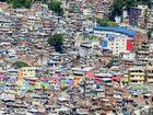 Bunte Favela