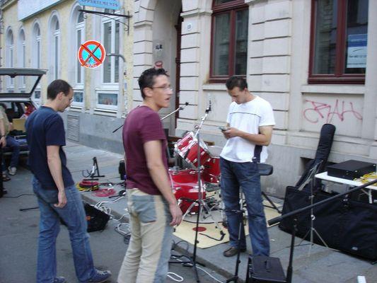 Bunte Republik Neustadt Dresden 2005