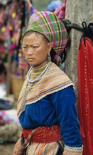 bunte vielfalt auf den märkten vietnams