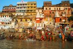 Buntes Varanasi - Festival der Farben