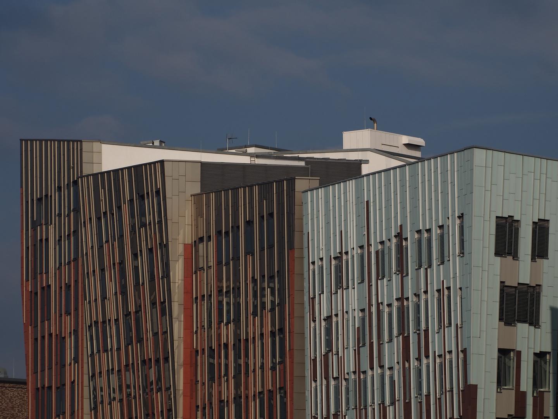 Buntes wohnen in der Hafen City (2)
