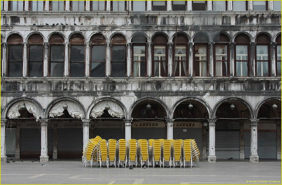 Buon giorno Venezia