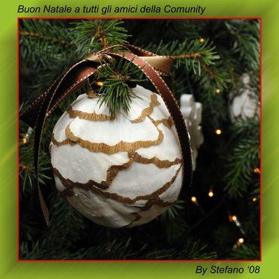Buon Natale '08 agli amici della fotocomunity