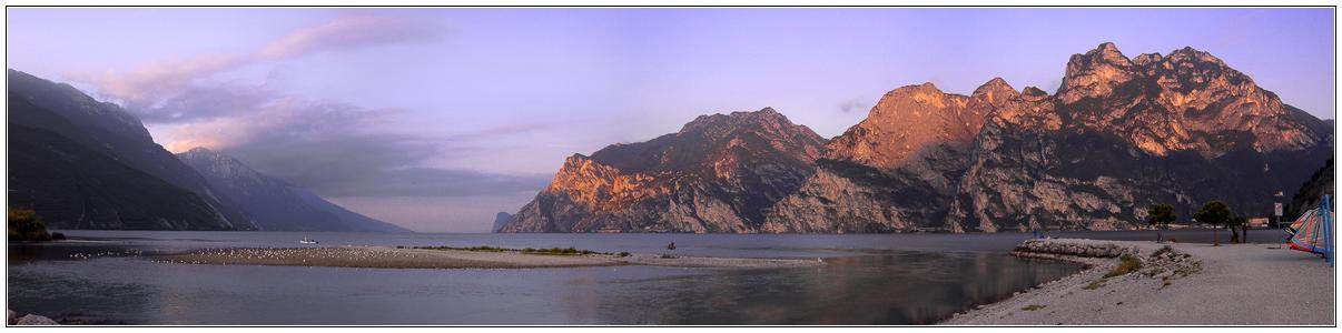 Buongiorno Lago di Garda!