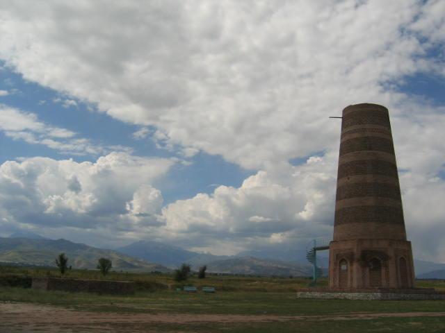 Burana Tower 2