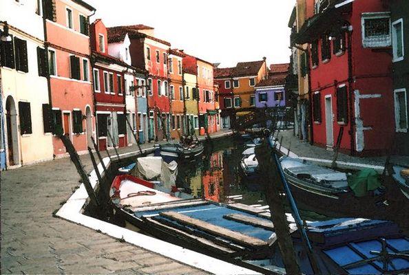 Burano - bei Venedig