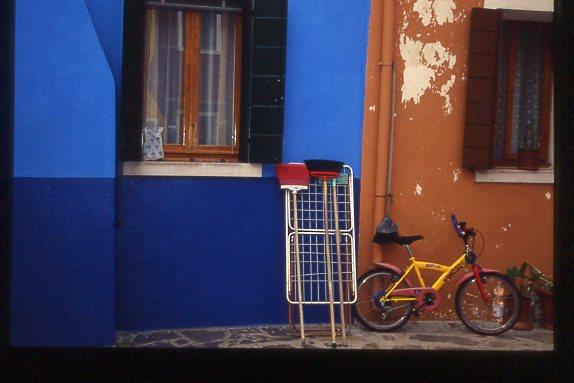 Burano in bici