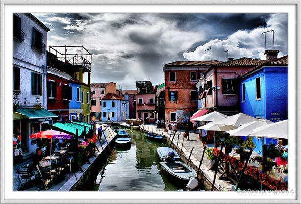 Burano, Italy 2007