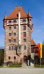Burg Abenberg - Turm (3)