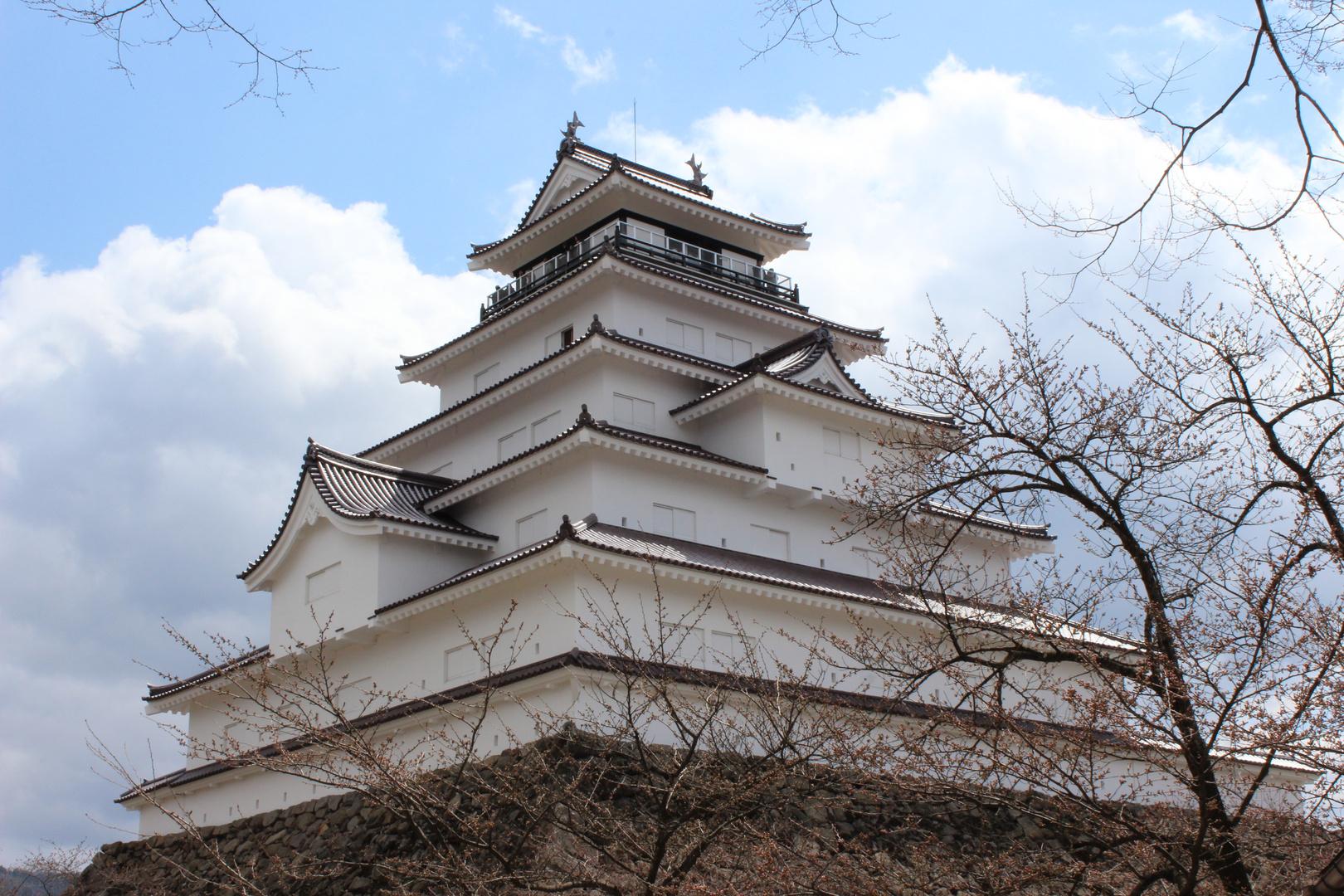 Burg Aizu-Wakamatsu